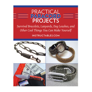 Proforce Equipment Books Practical Paracord Projects
