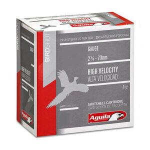 "Aguila High Velocity 16 ga 2-3/4"" #7.5 Shot 1oz 250 Round Case"
