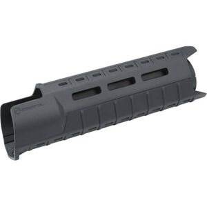 Magpul MOE SL AR-15 Carbine Length Hand Guard With A2 Front Sight Cut Polymer Gray MAG538-GRY
