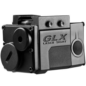 Barska Micro GLX Green Laser Picatinny Mount CR-2 Battery Polymer Black AU11662