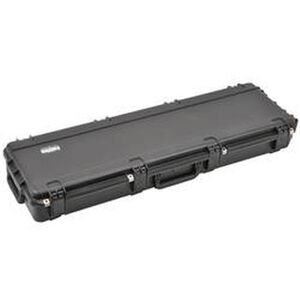 """SKB Mil-Std Waterproof Case 6, 50"""" Rifle Case, Black"""