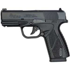 "Bersa BP9 Concealed Carry 9mm 3.3"" Barrel 8 Round"
