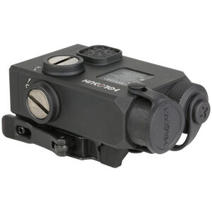 Holosun LS321G Co-axial Green Laser, IR Laser and IR Iluminator, Black