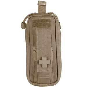 5.11 Tactical 3x6 Med Kit Tourniquet Pouch Medical Cross Nylon Sandstone