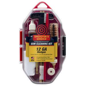 Shooter's Choice 12 Gauge Shotgun Gun Cleaning Kit