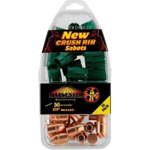 Harvester Muzzleloading .50 Caliber Sabot 240 Grain .430 Hornady XTP Bullet Muzzle Loading Projectile 20 Count XTP65024