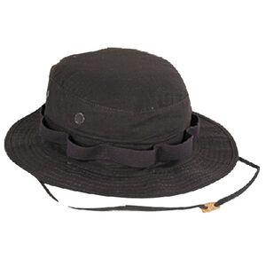 Voodoo Tactical Boonie Hat Cotton Ripstop Size 7 Black 20-645101007