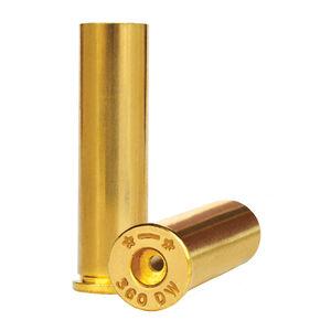 Starline .360 Dan Wesson Unprimed Brass Cases 100 Count 360DWEUP-100