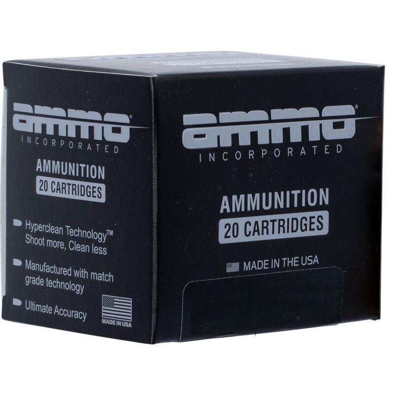 Ammo Inc. Signature 10mm Auto 180 Grains JHP 20 Rounds 10180JHP-A20