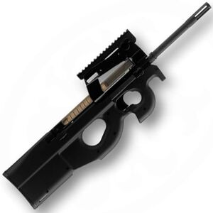 """FN Herstal PS90 Standard Black Carbine 5.7x28mm 16.04"""" Barrel 30 Rounds Black Barrel Black Stock 3848950460"""