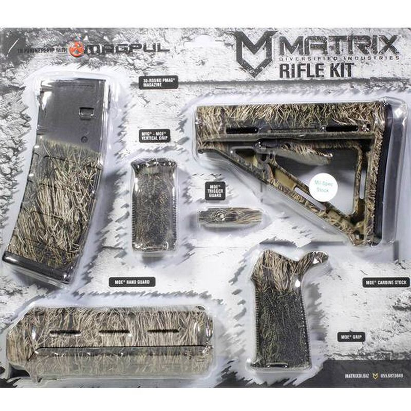Matrix Diversified Ar 15 Carbine Magpul Furniture Kit Mil Spec Digital Ghillie Magmil40gh