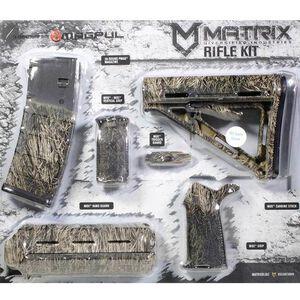 Matrix Diversified AR-15 Carbine Magpul Furniture Kit Mil-Spec Digital Ghillie MAGMIL40GH