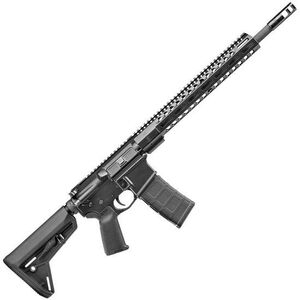 "FNH FN15 Tactical Carbine II Semi Auto Rifle .300 Black 16"" Barrel 30 Rounds M-LOK Rail Collapsible Stock Black"