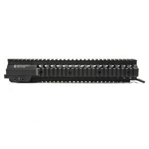 "Geissele AR-15 Super Modular Rail Mk7 National Match 12.7"" Aluminum Black 05-395B"