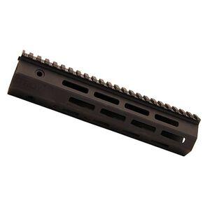 """Troy Industries AR-15 5.56 M-LOK Aluminum Rail 9"""" Black SRAI-ML1-90BT-00"""