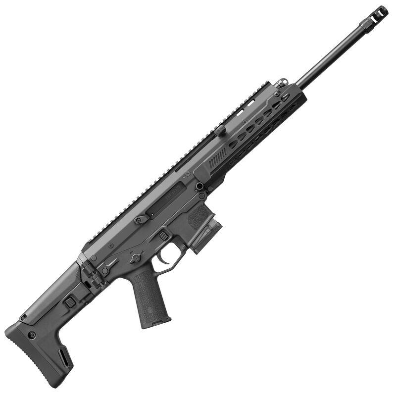 "Bushmaster ACR .450 Bushmaster Semi Auto Rifle 18.5"" Barrel 5 Round Magazine Squaredrop Forend Folding/Seven-Position Telescoping Stock Adjustable Gas Piston Matte Black"