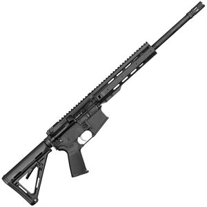 "Anderson Manufacturing AM15-Blackout RF85 AR-15 Semi Auto Rifle .300 Blackout 30 Rounds 16"" Barrel Black"