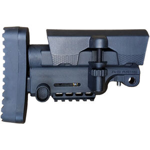 AB Arms Urban Sniper Stock X Mil-Spec Fully Adjustable Fixed Stock Polymer Black