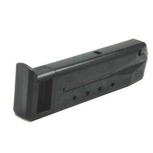 Ruger P Series Magazine 9mm Luger 10 Rounds Steel Body Polymer Base Plate Blued Finish 90088
