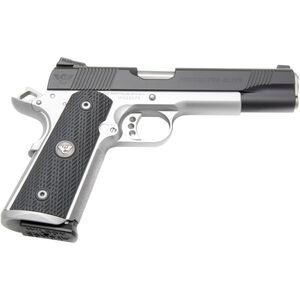 "Wilson Combat Protector Elite Semi Automatic Handgun .45 ACP 5"" Barrel 8 Rounds G10 Grips Stainless Steel/Black"