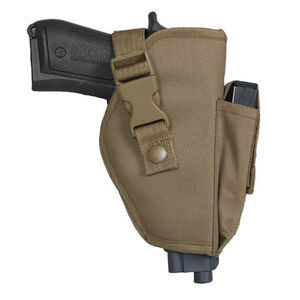 Fox Outdoor Tactical Belt Holster Right Hand Coyote Tan 58-038