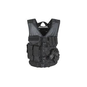 Voodoo MSP 06 Entry Assault Vest XXXL to XXXXXL Black