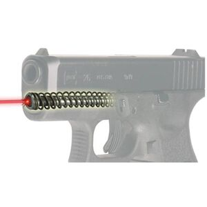 LaserMax Guiderod Laser GLOCK Gen3 26, 27, 33 Polymer and Steel LMS1161