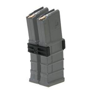 ProMag AR-15 And Mini-14 Clamps For Metal Magazines 4 Pack Polymer Black PM016B