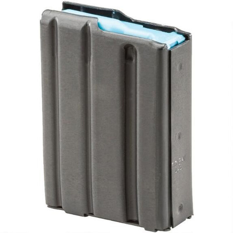 E-Lander AR-15 Magazine 6.5 Grendel 10 Rounds Steel Construction Matte Black Finish