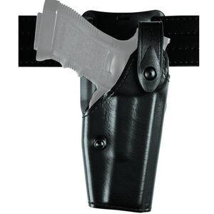 Safariland 6285 SLS Duty Holster Fits GLOCK 19/26/45 SafariLaminate Nylon Look Black