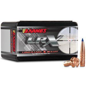 Barnes .270 Caliber Bullets 50 Projectiles LRX LF SCBT 129 Grains