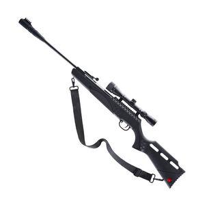 Umarex Ruger Targis Hunter Max .22 Break Barrel Air Rifle 800fps with Scope Black