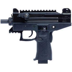 "IWI USA UZI Pro 9mm Luger 4.5"" Barrel 25 Rounds Black"