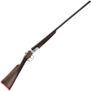 "Taylor's & Co Huntress 28 Gauge SxS Break Action Shotgun 26"" Barrel 3"" Chamber 2 Rounds Walnut Stock Silver/Blued Finish"