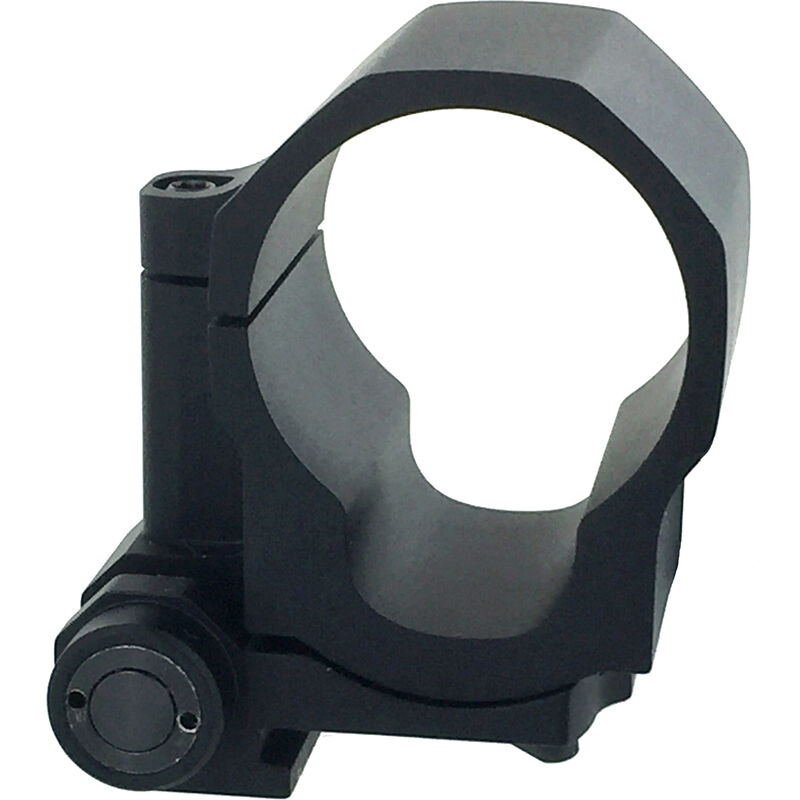 Aimpoint FlipMount Ring AR-15 Flip-To-Side Ring for Twist Mount Base Low Height 30mm Tube Aluminum Black