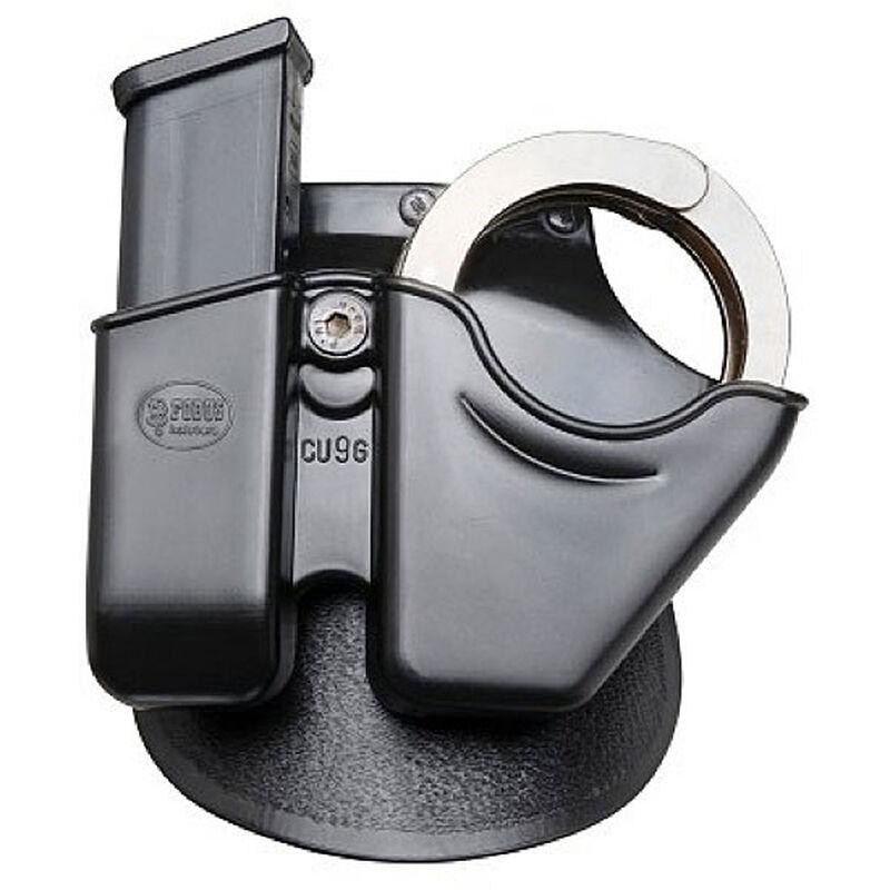 Fobus Handcuff/Magazine Roto-Holster Paddle Pouch GLOCK 9/40 Black Warranty