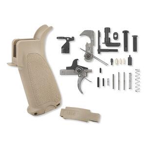Bravo Company AR-15 Lower Parts Kit FDE