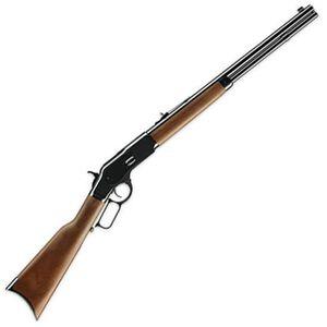 "Winchester Model 1873 Short Rifle .45 Colt 20"" Barrel 10 Rounds Wood Stock Blue Finish"