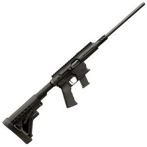 """TNW Aero Survival Rifle .40 Smith & Wesson Semi Auto Rifle 16"""" Barrel 31 Rounds GLOCK Style Magazine Carbine Stock Matte Black Finish"""