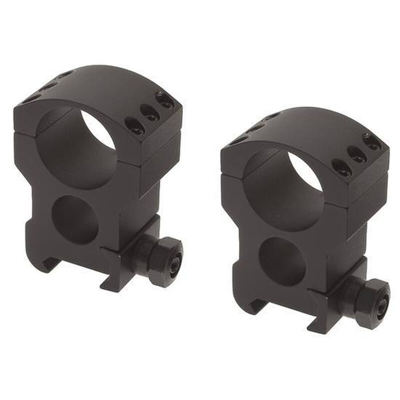 Burris Xtreme Tactical Weaver/Picatinny 30mm Extra High Scope Rings Matte 420166