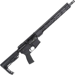"Radical Firearms 7.62x39mm AR-15 Semi Auto Rifle 16"" Barrel 20 Rounds 15"" Free Float M-LOK FCR Handguard MFT Minimalist Collapsible Stock Black"