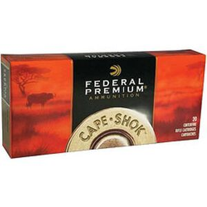 Federal .375 H&H Mag 300 Grain Sledgehammer 20 Rnd Box