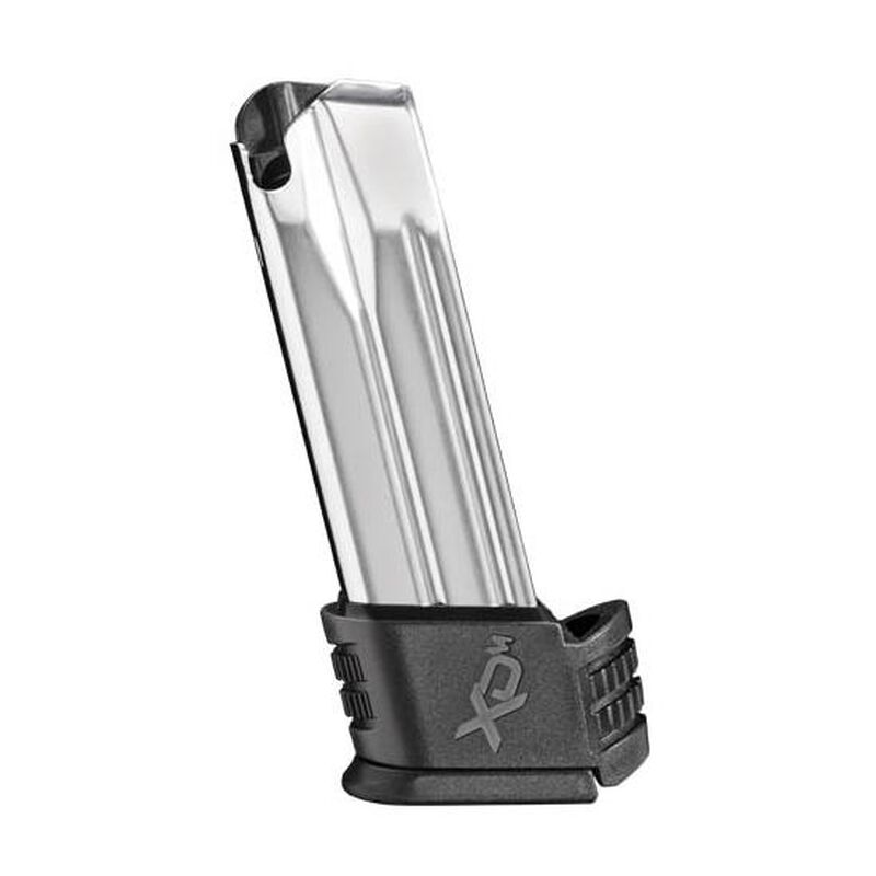 Springfield Armory XD(M) Compact Magazine .40 S&W 16 Rounds With Black X-Tension Stainless XDM50113