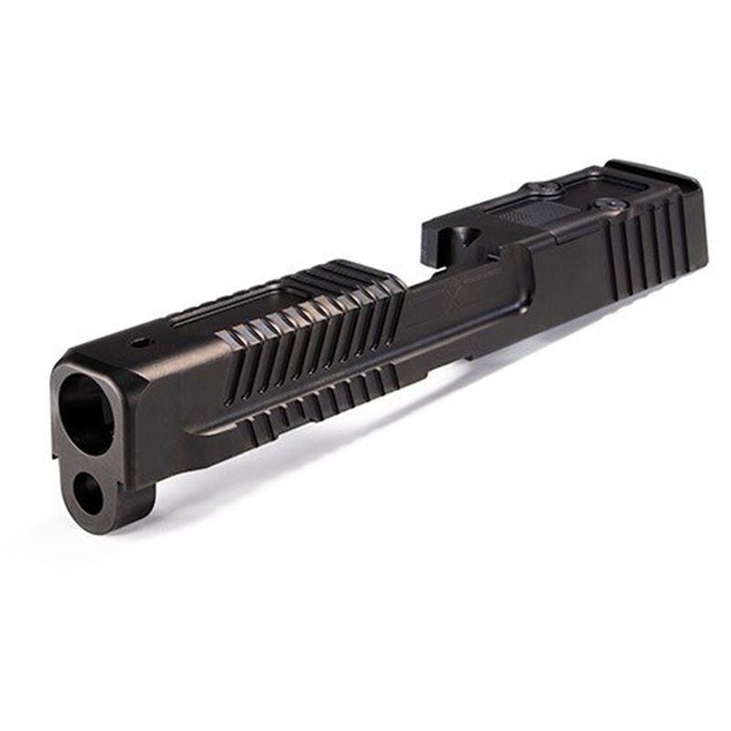 Faxon Full Size M&P9 Patriot Slide with RMR Optic Cut, Assembled, No Sights