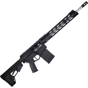 "Diamondback DB10 .308 Win AR Style Semi-Auto Rifle 18"" Fluted Stainless Barrel 20 Rounds M-LOK Handguard Collapsible Stock Black"
