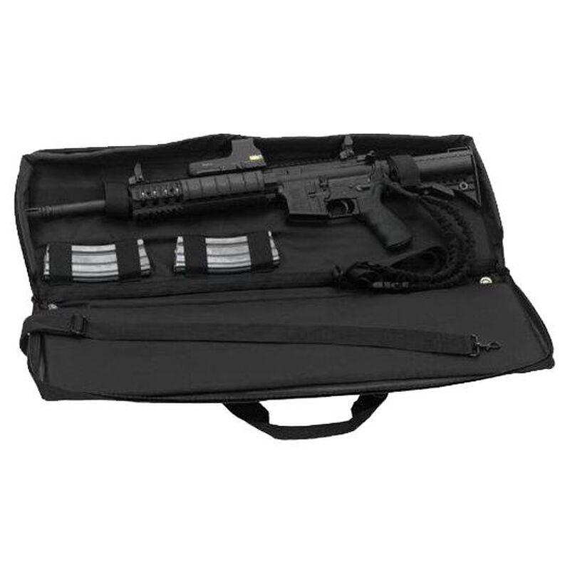 "US PeaceKeeper MRAT Weapon Soft Case 32""x11""x2.75"" Nylon Black P30032"