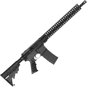 "CMMG Resolute 100 MK4 9mm Luger AR-15 Semi Auto Rifle 16"" Barrel 30 Rounds Uses ARC Magazines RML15 M-LOK Handguard Collapsible Stock Black Finish"