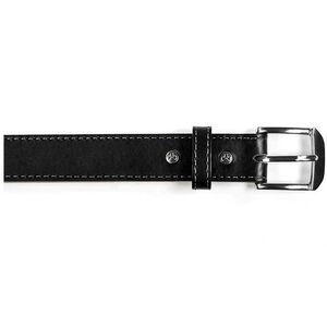 Magpul Tejas Gun Belt Leather/Polymer Chrome Buckle Size 40 Black MAG73300140