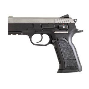 "EAA Witness P Carry Semi Auto Handgun .45 ACP 3.6"" Barrel 10 Rounds Black Polymer Grips Stainless Finish 600245"
