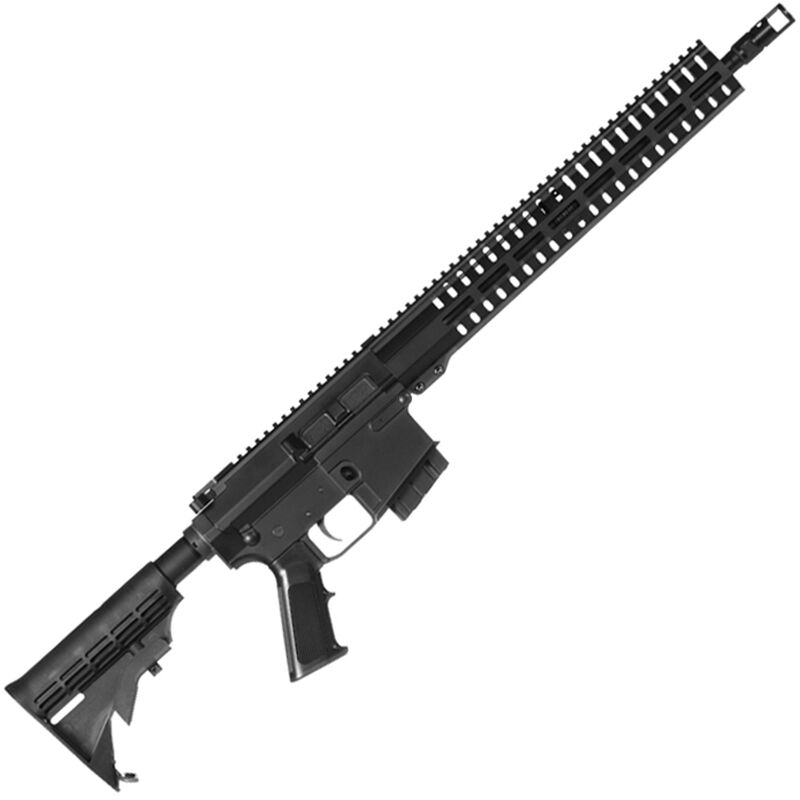 "CMMG Resolute 200 MK3 .308 Win AR-308 Semi Auto Rifle 16"" Barrel 20 Rounds RML15 M-LOK Handguard RipStock Collapsible Stock Black Finish"